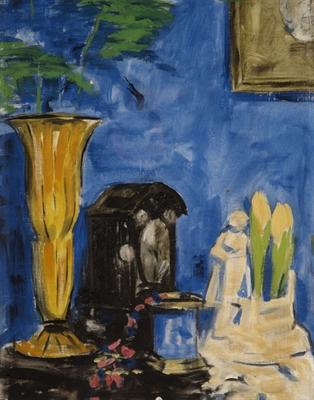 Gemälde von F.W. Liel