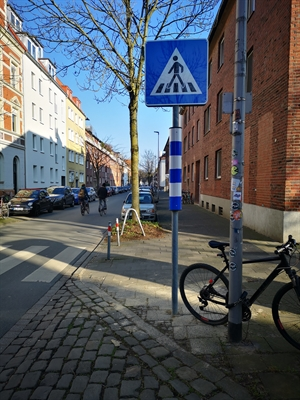 App #stadtsache - Augustastraße