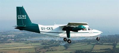 Flugzeug Cowi