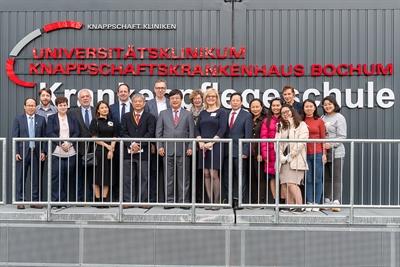 © Andreas Beyna/Universitätsklinikum Knappschaftskrankenhaus Bochum