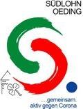 © Gemeinde Südlohn - Logo Gemeinde Südlohn mit Hinweis Coronavirus