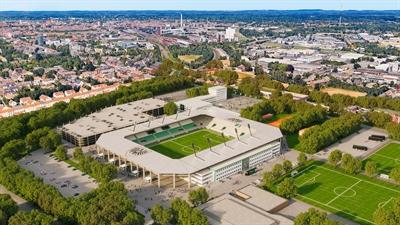Machbarkeitsstudie Stadion