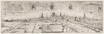 Ansicht Münster 1570