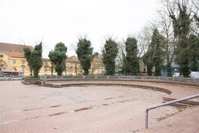 © Stadt Osnabrück, Simon Vonstein - Der Ledenhof und der Neue Graben werden umgestaltet.