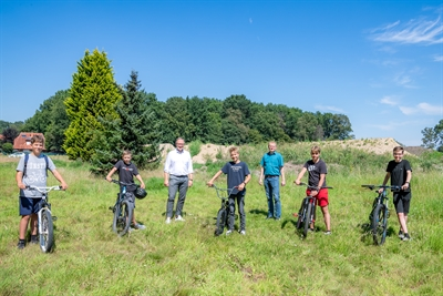 Dirt-Bike-Park geplant