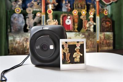 Selfies im Museum