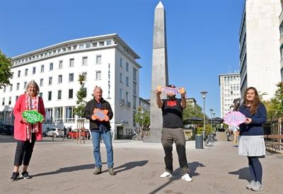Vorstellung des Programms der Interkulturellen Woche in Kassel