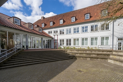© André Havergo - Das Haus der Jugend in Osnabrück.