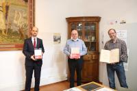 """© Kreis Viersen - Mit der Abschrift des """"Bannbuchs des Schöffengerichtes Viersen 1574-1702"""" steht Heimat- und Familienforschern ein weiteres Hilfsmittel zur Verfügung"""