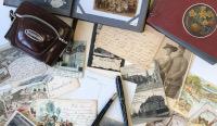Historische Postkarten