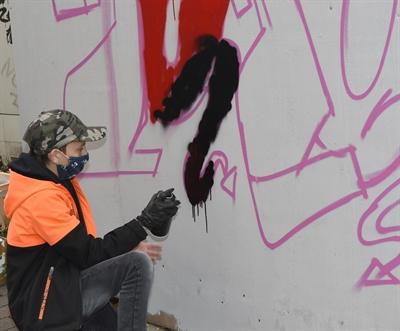 © Kreisstadt Unna/Ueberfeld - Graffiti4