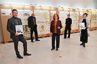 © Bernd Schoelzchen/Stadt Kassel - Preisträger des Wettbewerbs zur Neugestaltung Brüder-Grimm-Platz