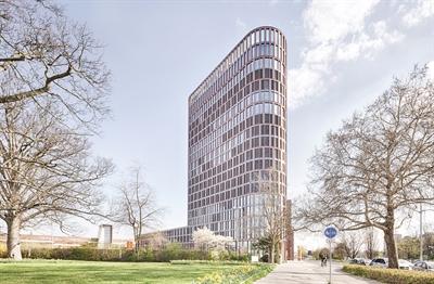 © Foto: N. Tschinke, K.F. Kersten - Business Center II, Willy-Brandt-Platz 18-19