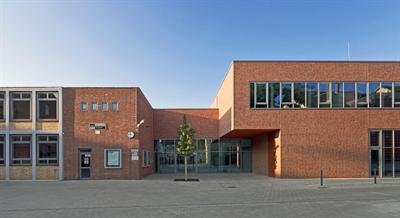 © Foto: Andreas Bormann - Erweiterung Berufsbildende Schule V, Kastanienallee 71