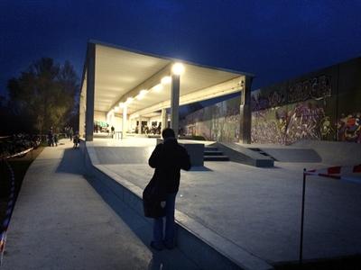 © Foto: WelpvonKlitzing - Soziokulturelles Konzept am Westbahnhof, Westbahnhof