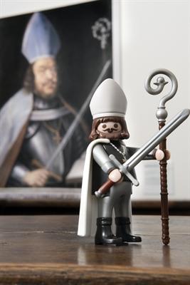 Playmobil- Bischof Franz von Waldeck