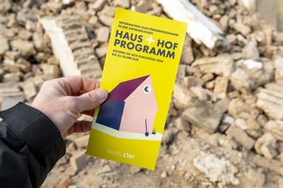 © Bernd Schoelzchen/Stadt Kassel - Bis zu 20.000 Euro Förderung möglich