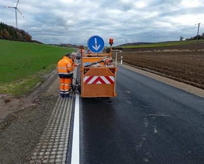© Foto; Hessen Mobil - Nach Sanierung: K 62