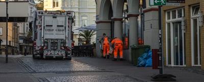 © Stadtbetriebe Unna - Müllabfuhr