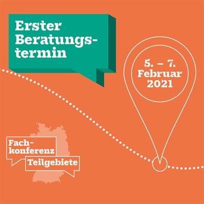 Interessierte können sich für die digitale Fachkonferenz vom 5. bis zum 7. Februar 2021 bereits jetzt anmelden.