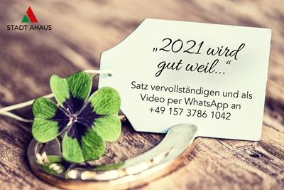 ©  - 2020_12_23 Aufruf zur Videoteilnahme am Neujahrsgruß
