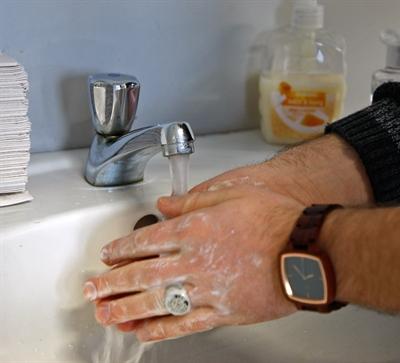 ©  - Die Einhaltung der Hygieneregeln ist immer noch der beste Schutz vor dem Coronavirus. Foto: Hendrik Klein/Märkischer Kreis