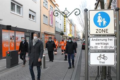 ©  - Fußgängerzone Langstraße