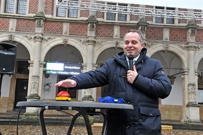 800 Jahre Stadt Bocholt - Countdown gestartet