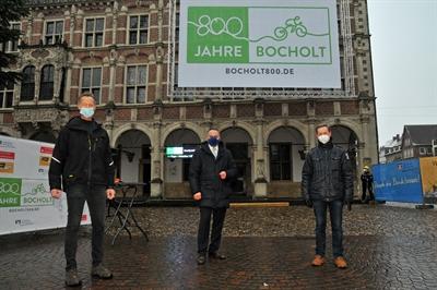 800 Jahre Stadt Bocholt - Initiatoren