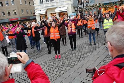 © Elke Markmann - One Billion Rising