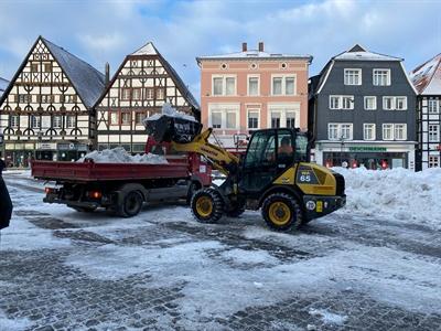 © Stadtbetriebe Unna - Alter Markt