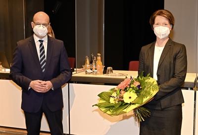 © Kreis Steinfurt, Dorothea Böing - Alexandra Dorndorf wird Kreisdirektorin der Kreisverwaltung Steinfurt