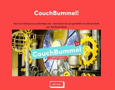 © WFL GmbH - Ein CouchBummel durch die Schokowelt
