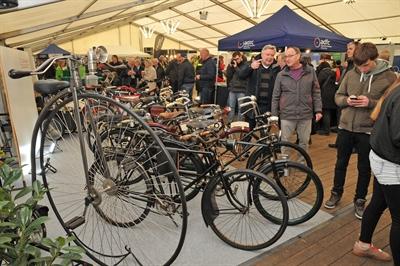 Messe Radtrends - Bild 1