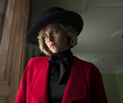 Kristen Stewart als Lady Diana