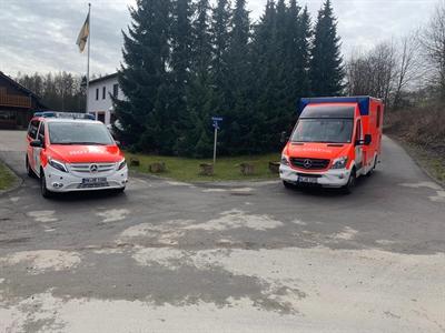 © Feuerwehr Hemer - Reiterin bei Reitunfall schwer verletzt