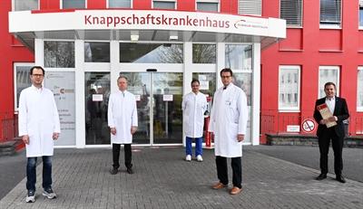 Top Mediziner Knappschaftskrankenhaus Dortmund