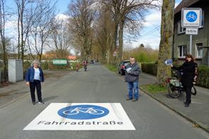 ©  - Fahrradstraße (1)