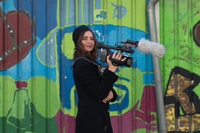 Susanna Wüstneck aus Billerbeck ist Filmemacherin, Musikerin und Komponistin.
