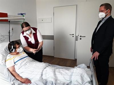 Besuchs-Service Hellmig-Krankenhaus