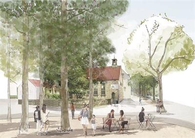 Erster Preis für das Planungsbüro Mettler Landschaftsarchitekten aus Berlin