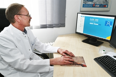 Online-Sprechstunde von Dr. Dieter Metzner