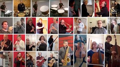 © Collage, Musikschule Bocholt-Isselburg