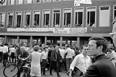 Fürstenberghaus 1969