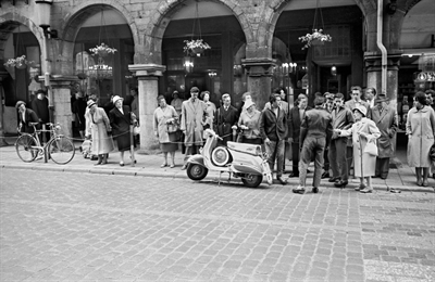 Prinzipalmarkt 1961