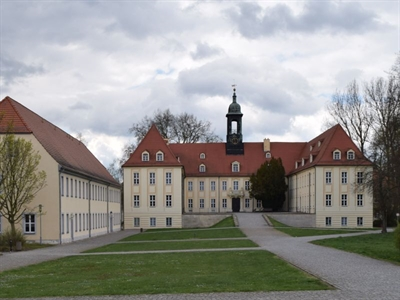 ©  - Das Schloss in Elsterwerda (Archivfoto aus dem Jahr 2015)