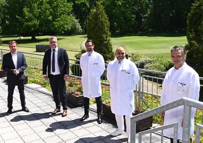 Umstrukturierung der Chirurgie am Knappschaftskrankenhaus Dortmund