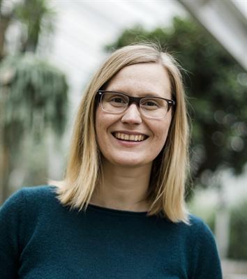 © privat - Sarah Thieme, Dr. phil. Sarah Thieme, wissenschaftliche Projektleiterin am Exzellenzcluster Religion und Politik der Westfälischen Wilhelms-Universität Münster