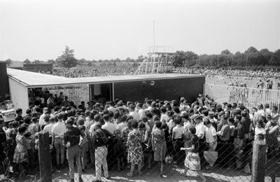 Freibad Coburg 1964