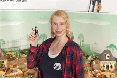 Dr. Simone Schehka im Stadtmuseum